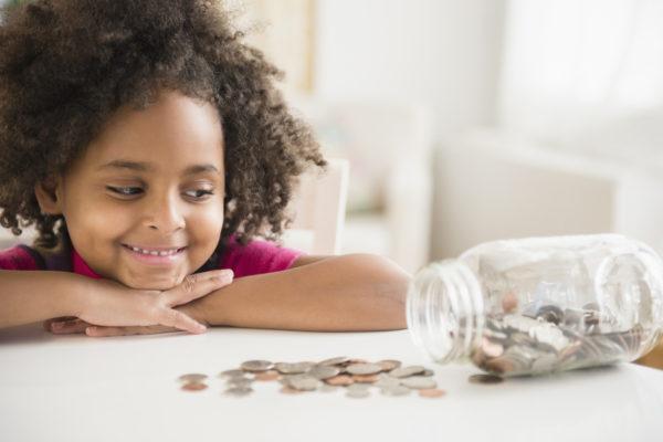 Finanças para crianças, por onde começar?