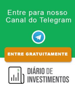 Se inscreva no nosso canal do Telegram