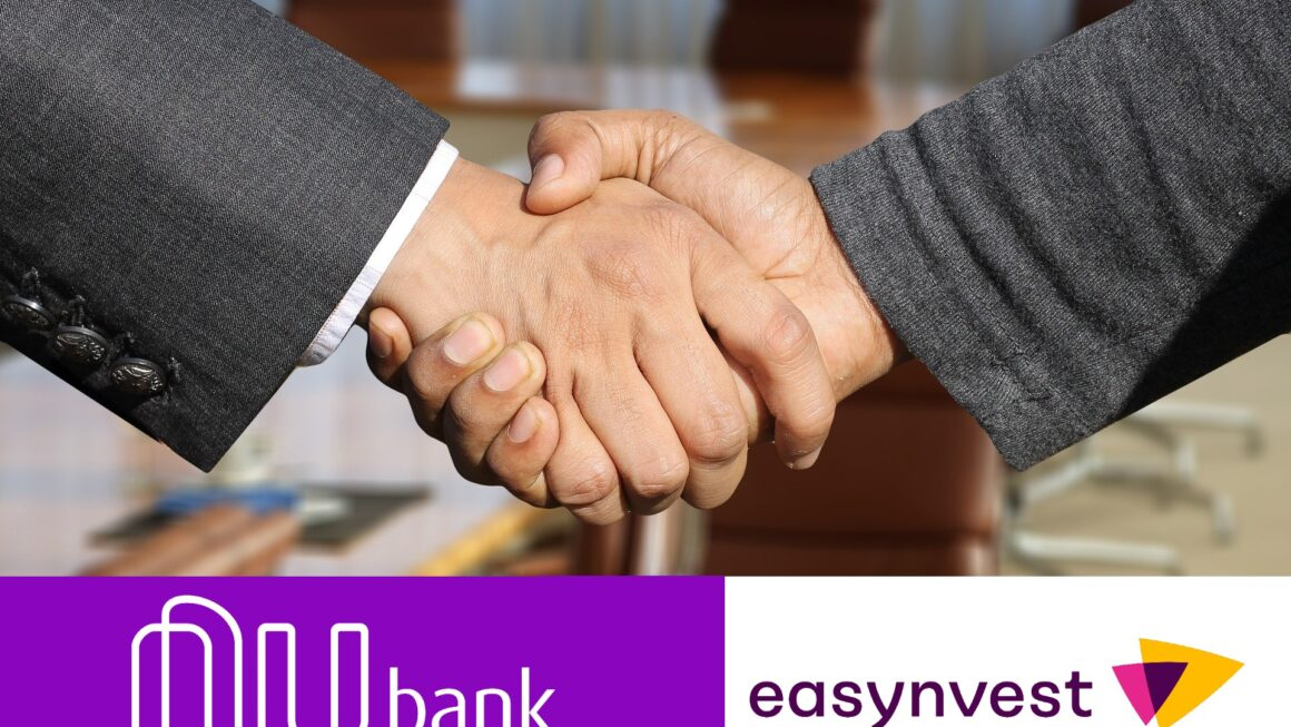 NuBank e Easynvest: o início de uma parceria para investimentos