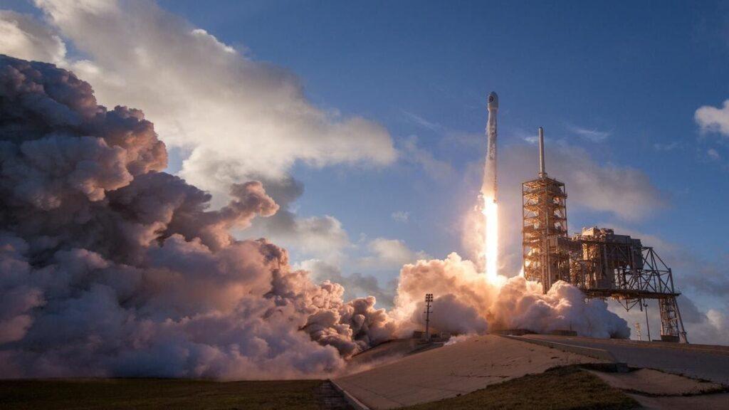 A vida pessoal de Elon Musk - space x