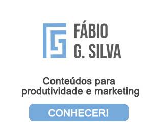 Fábio G. Silva - Conteúdos para produtividade e marketing