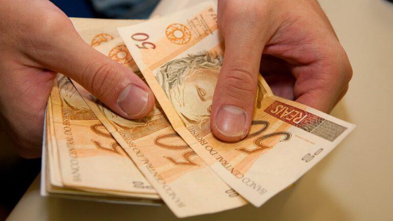 Vamos falar de dinheiro